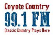 Coyote Country 99-1 FM